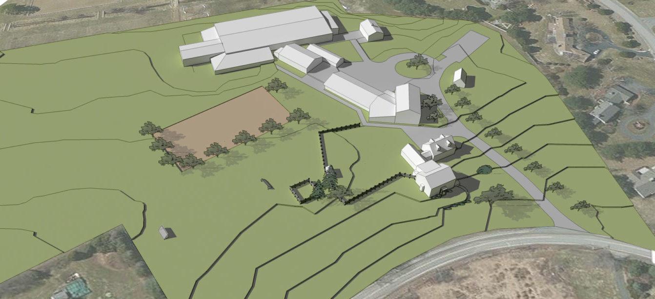 Heronfield Academy Architecture