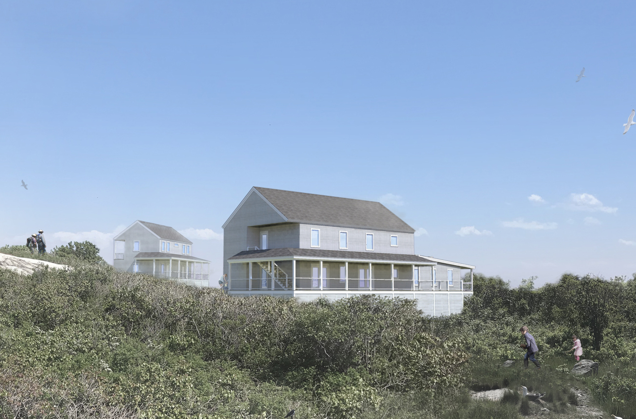 Isle of Shoals, Marine Lab- Architecture and Planning
